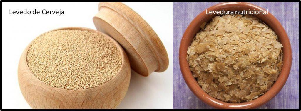 nutricional yeast vs levedo de cerveja